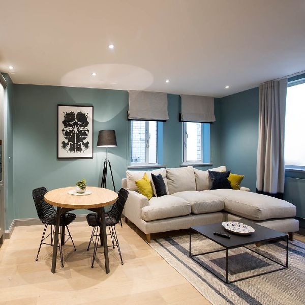 Premium 1 Bed Birmingham Serviced Apartment