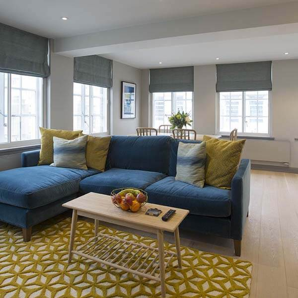 Luxury 1 Bed Serviced Apartment