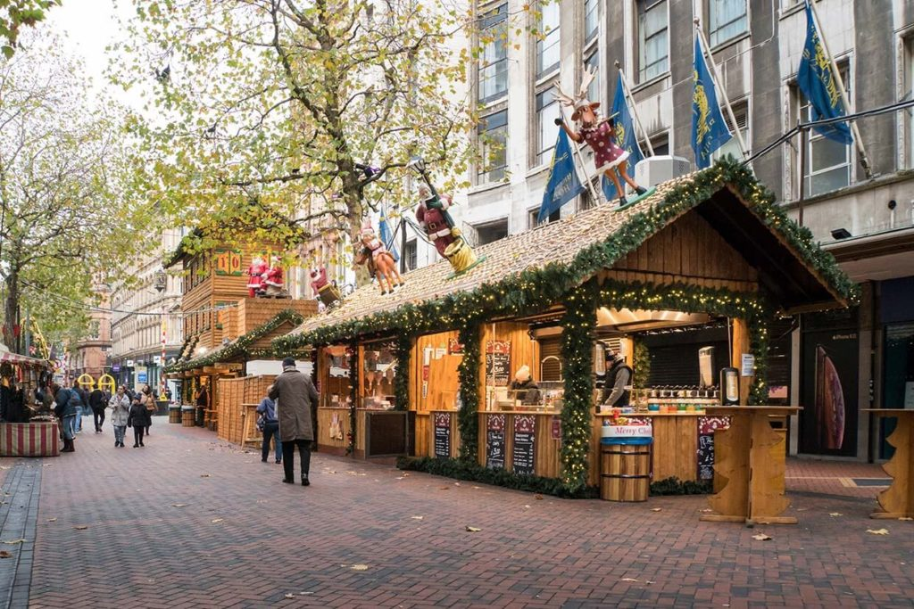 The Top 5 European Christmas Markets